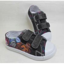 Zapatos De Niña Muñecas Monster High