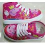 Zapatos Botines Botas Para Niñas Frozen Minnie Sofía Rapunze