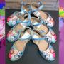 Zapatilla Sandalia Cocuiza Frozen Sofia Peppa Monster High