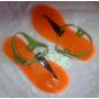 Sandalias Plásticas Para Niñas. Desde La Talla 25 A La 32