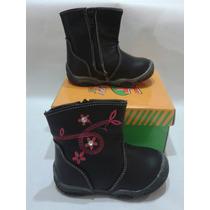 Botas Zapatos Marca Happy Feet Para Niñas