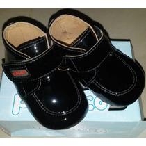 Zapatos Pachico, Primeros Pasos, Niño Y Niña. Piel Y Patente
