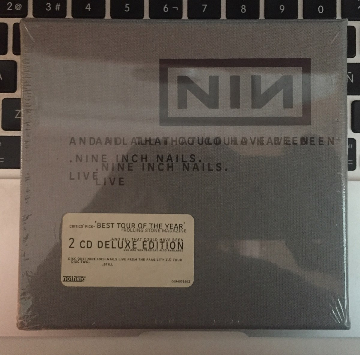 Nine Inch Nails - And All That Could Have Been Deluxe - U$S 90,00 en ...