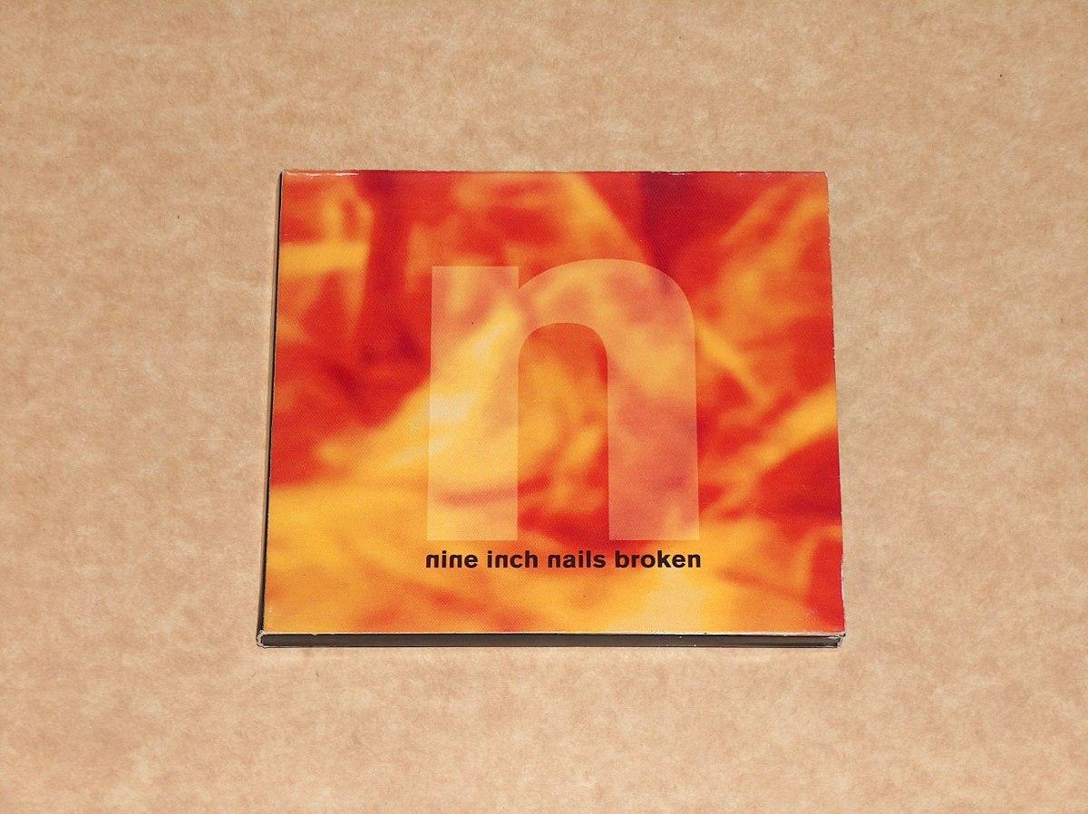 Nine Inch Nails - Broken Cd Ep Digipack - S/ 33,00 en Mercado Libre