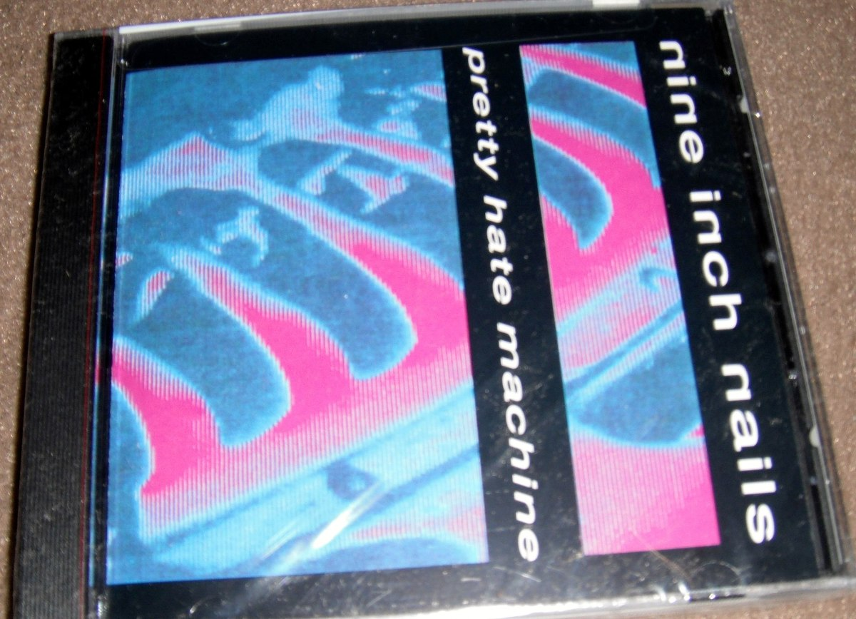Nine Inch Nails - Pretty Hate Machine (cd Nuevo E Importado ...