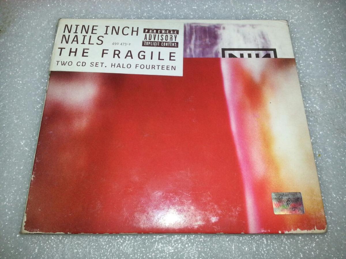 Nine Inch Nails - The Fragile Halo Fourteen 2 Cds Ind. Arg. - $ 350 ...