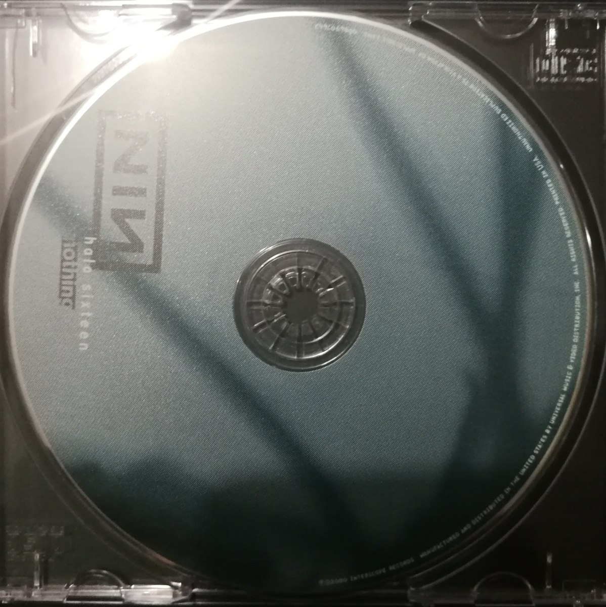 Nine Inch Nails Things Falling Apart Cd Usa Industrial 2000 ...