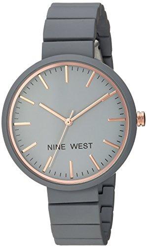 884e185b4 Nine West Nw/2012 - Reloj De Pulsera De Goma Para Mujer - $ 1,966.00 ...