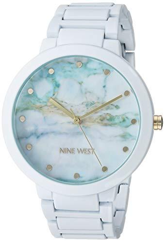 a8028d229 Nine West Reloj De Pulsera De Goma Para Mujer - $ 2,547.00 en ...