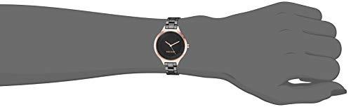 6cca573ba44 Nine West - Reloj De Pulsera Para Mujer, Color Oro Rosa - $ 1,011.00 ...