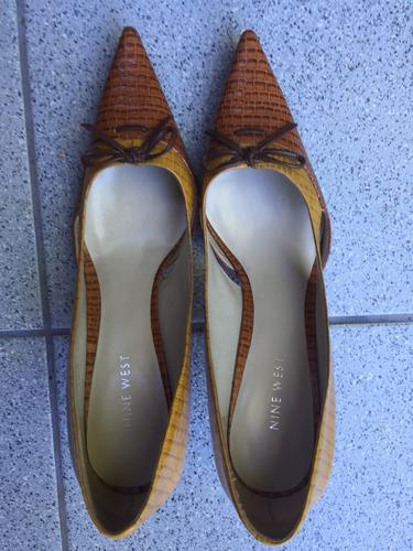 nine west. zapato de verano 39