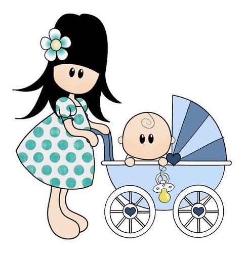 niñera joven