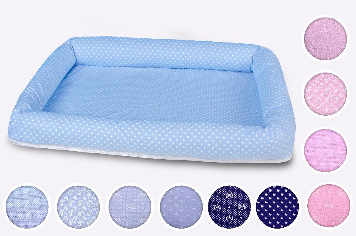 Ninho redutor de cama caminha de bebe colchonete de for Cama de 60 pulgadas