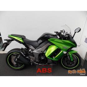 Ninja 1000 Abs 2013 Verde