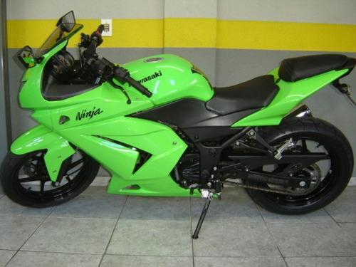 ninja 250 c/ 26.000 kms