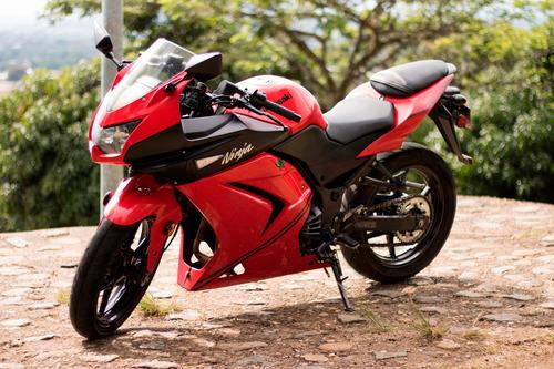ninja 250 modelo 2012