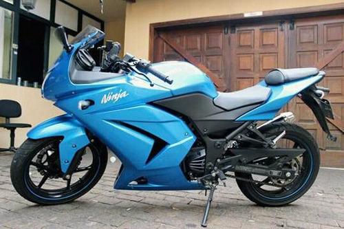 ninja 250 somente venda