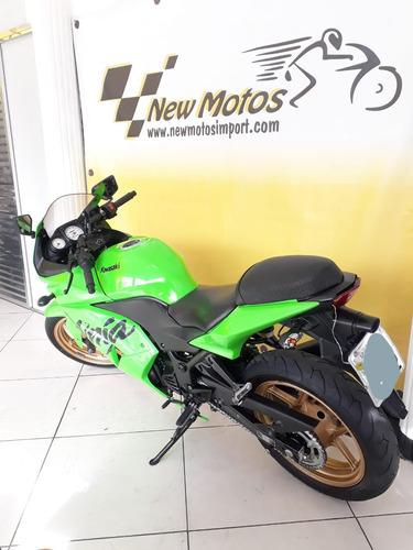 ninja 250r 2011 lindíssima