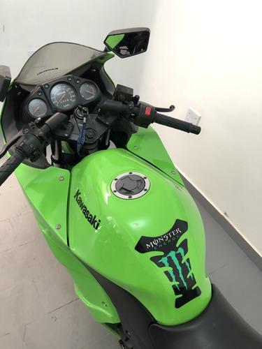 ninja 250r impecavel