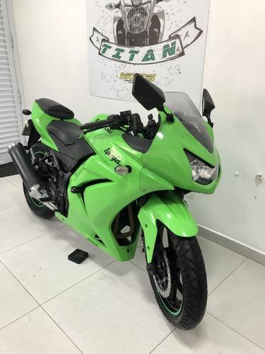 ninja 250r imperdivel