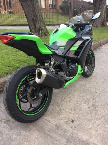 ninja 300 moto kawasaki