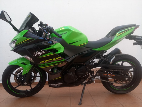 ninja 400 inmejorable estado!!
