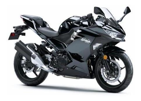 ninja 400 preto 2020 - lançamento - pronta entrega - juliana