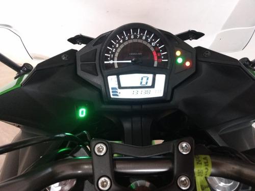 ninja 650 r * * freios abs * * 2017