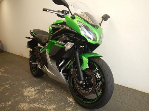 ninja 650 r - freios abs - nova !
