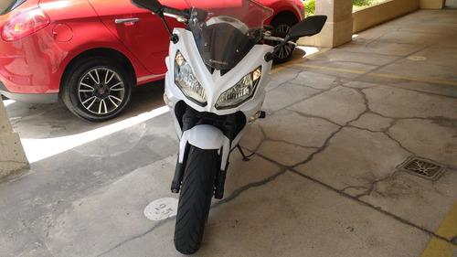 ninja 650r abs branca
