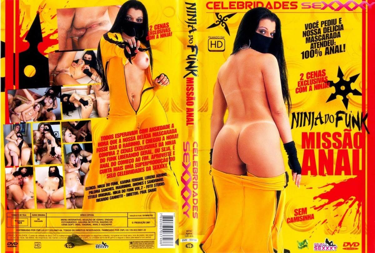 Resultado de imagem para Ninja do Funk: Missao Anal