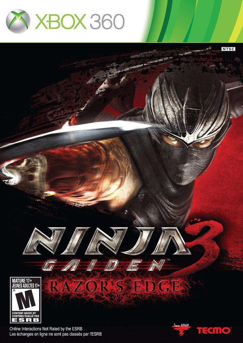 Ninja Gaiden 3 Call Of Duty Juegos Gratis Xbox 360 300 00