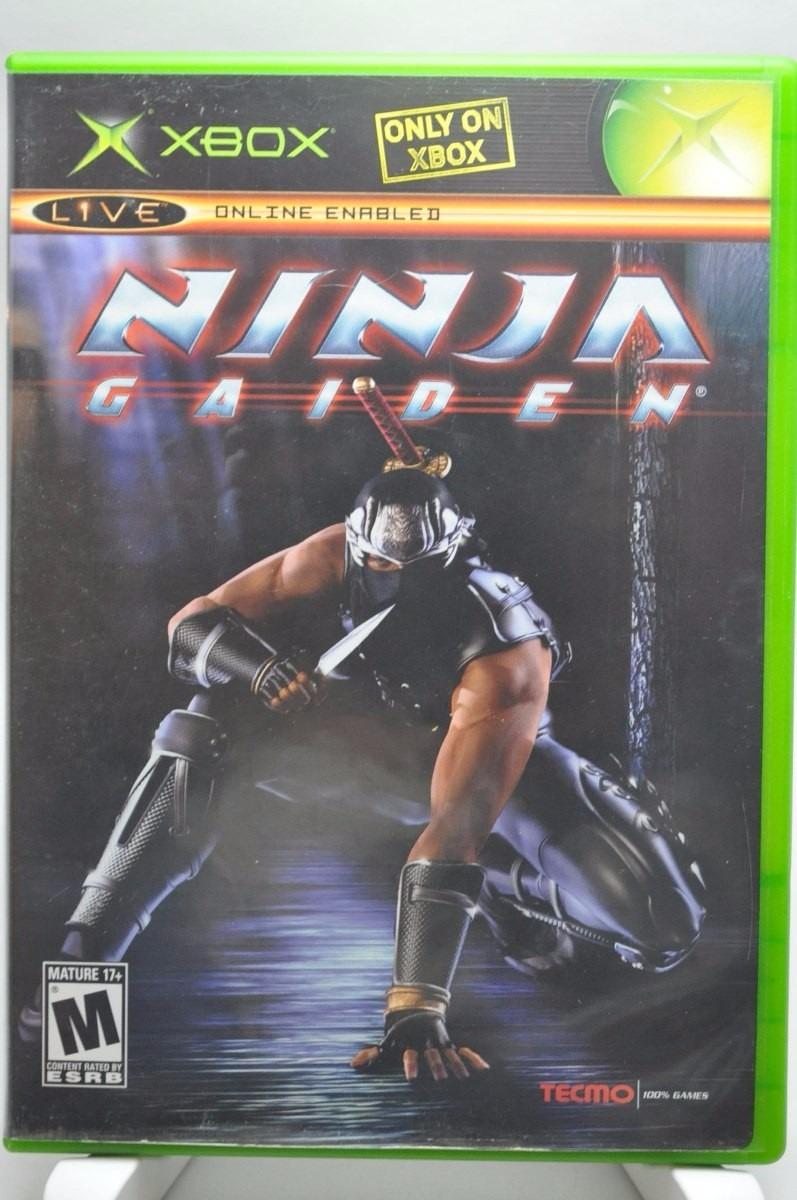 ninja gaiden para xbox 360