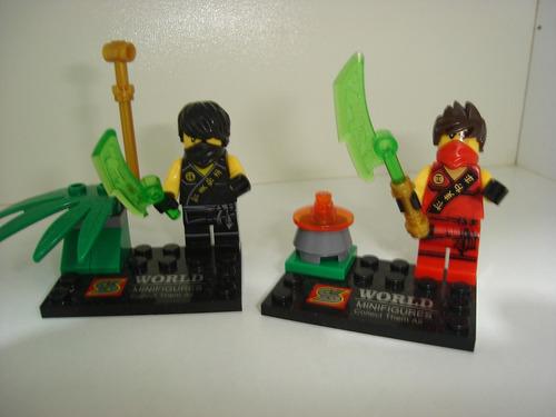 ninja go chop´rai cole jay kai lloyd master