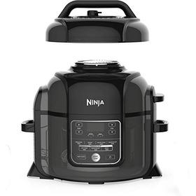 Ninja Op301 Olla A Presión Vapor Aire Freidora 6 L Nueva