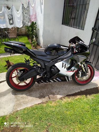 ninja zx-6r kawasaki