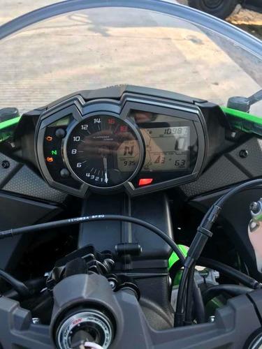 ninja zx-6r moto kawasaki
