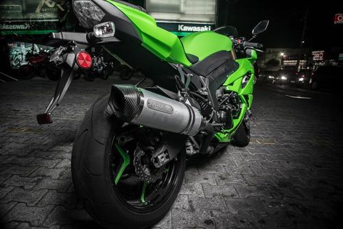 ninja zx6r 2014 equipada