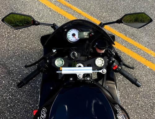ninja zx6r 600cc , não cbr,hornet,xj,srad,r6