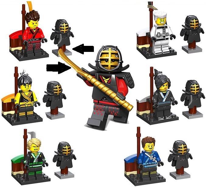 Ninjago ninja training outpost nya lloyd jay kai cole zane - Ninjago kai jay zane cole lloyd ...