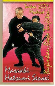 ninjutsu. entrenamiento en dvd.  masaaki hatsumi y otros