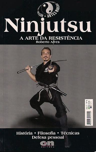 livros de ninjutsu para