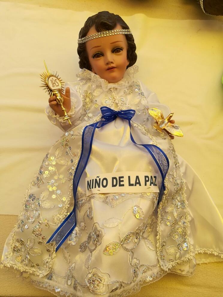 e97c00f63c2 Niño Dios Ropon Todas Las Medidas -   400.00 en Mercado Libre