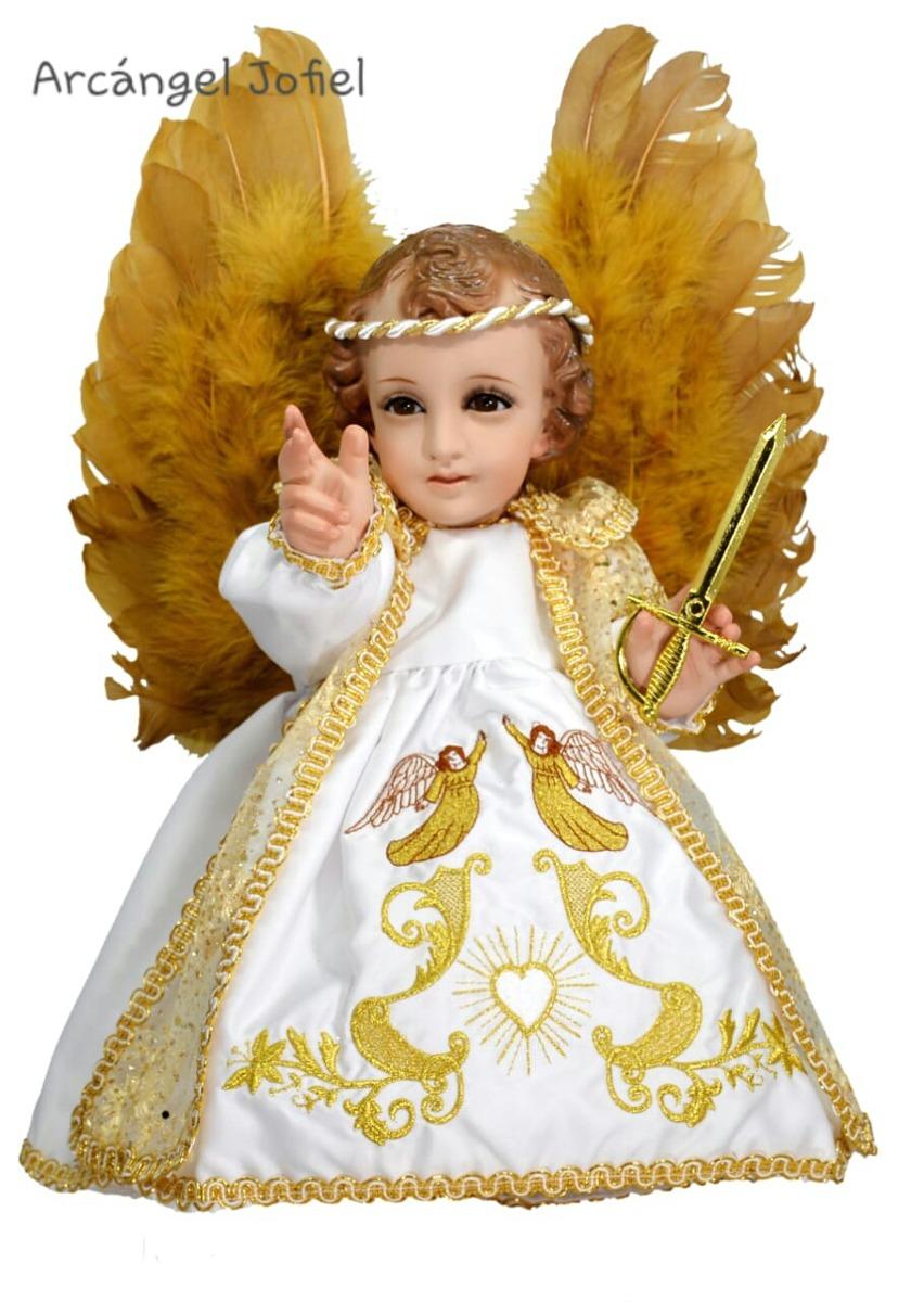 Ropa Nino Dios Vestido Nino Dios Arcangel San Miguel Talla