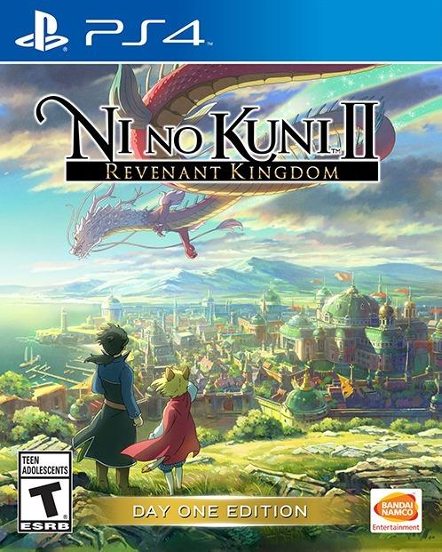 Nino Kuni 2 Necesita Internet Juego Digital Ps4 Bs 249 17 En