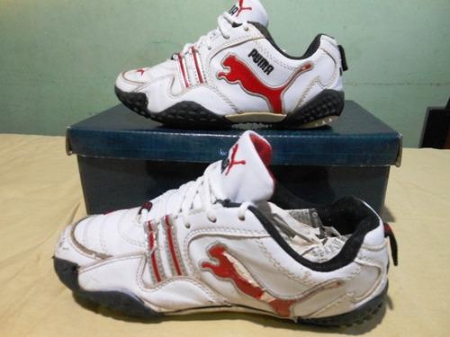 a987fec88bf zapatillas niño marca puma nro 32 blancas · zapatillas niño puma · niño  puma zapatillas
