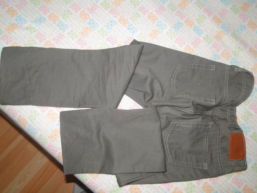 niño slim pantalon