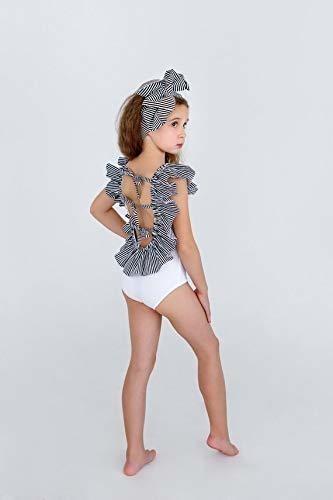 008f13c0f68f Yoveme Niño Bebé De La Muchacha Bikini Traje De Baño Raya Pl