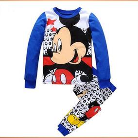 99220e3bf Niños Chicos Chicas Mickey Minnie Mouse Pijamas Ropa De