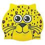 Gorro Silicona Animales Leopardo